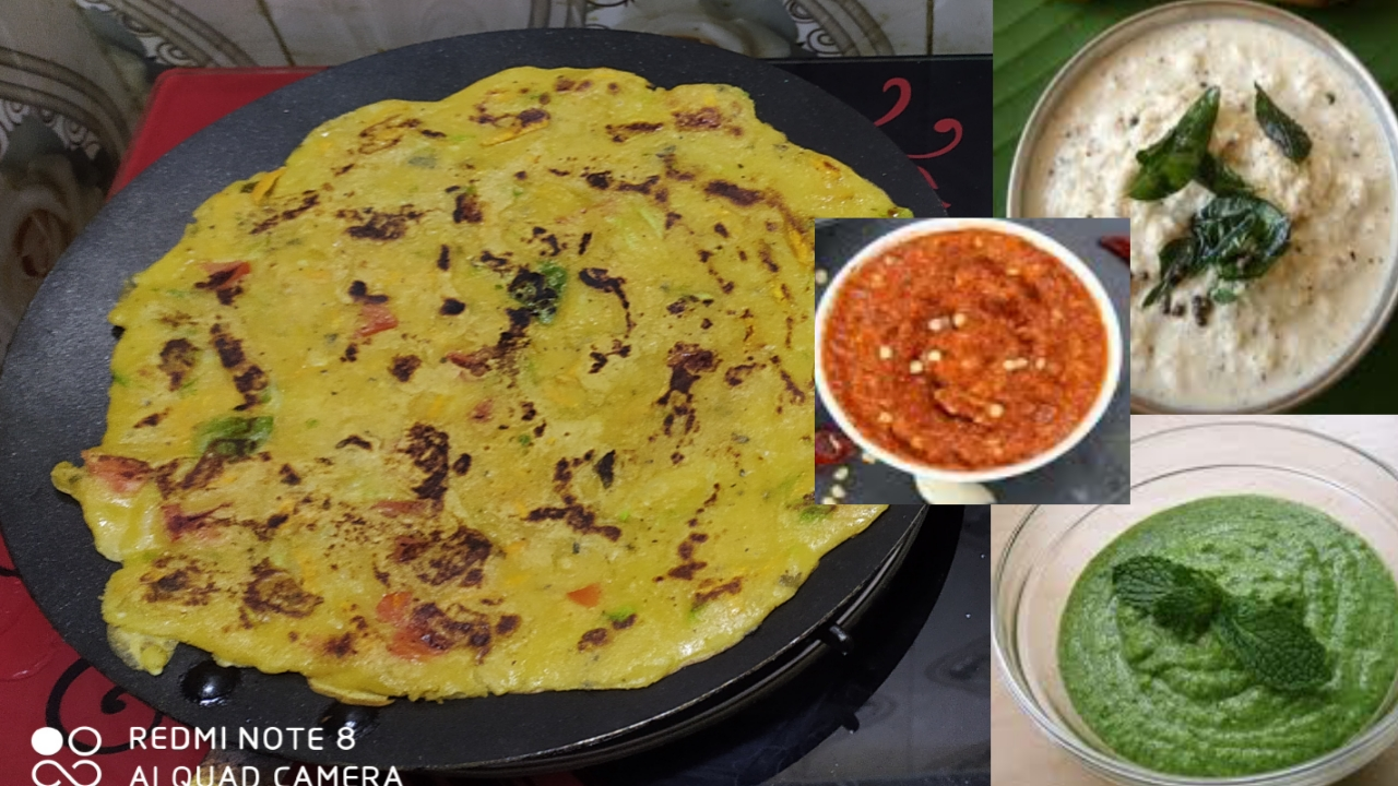 weight loss chilla recipe | How to make chilla for weight loss