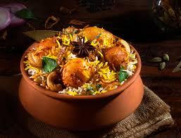 Rampuri biryani: Rampuri Biryani key ingredients.Biryani